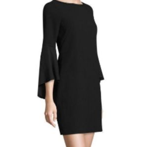 Esmarella Frilled Sleeve Dress